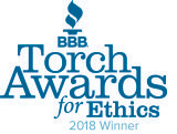 Kaiser Home Support Services BBB Torch Award